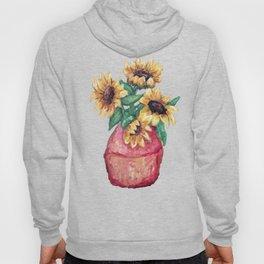 Sunflower Vase Hoody