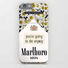 going to die anyway. iPhone 6s Slim Case