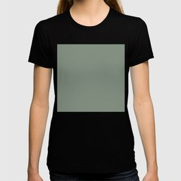 Green Pantone #839182 T-shirt