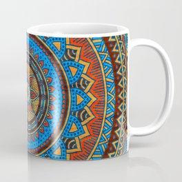 Hippie mandala 73 Coffee Mug