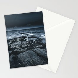 Courted by sirens Stationery Cards