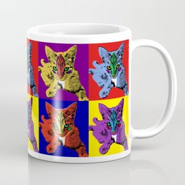 Loli 4sies: Smurf Tweety Prince & Elmo Coffee Mug