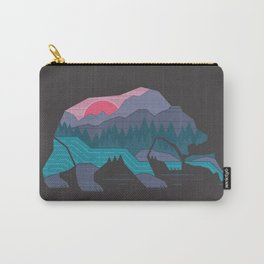 Bear Country Carry-All Pouch