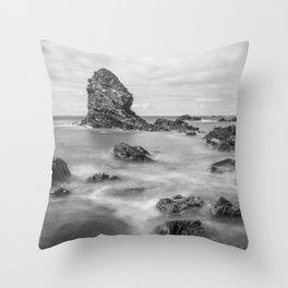 Gwenfaens Pillar Throw Pillow