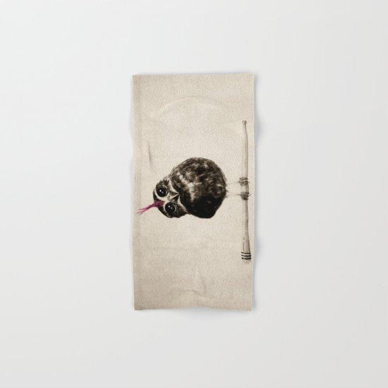 Punk Hand & Bath Towel