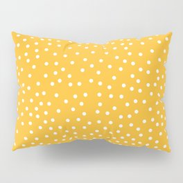 YELLOW DOTS Pillow Sham