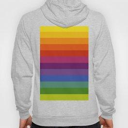 Color Wheel Lines Hoody