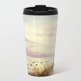 Duck Hunting Companions Travel Mug