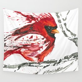 Cardinal Direction Wall Tapestry