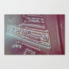 '69 GTO Canvas Print