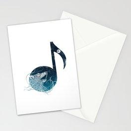 Night Sounds Stationery Cards