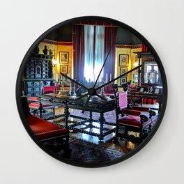 George Vanderbilt's Bedroom Wall Clock