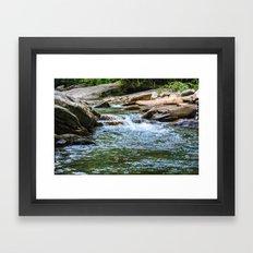 Tennessee Creek Framed Art Print