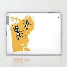 Monkeys Laptop & iPad Skin