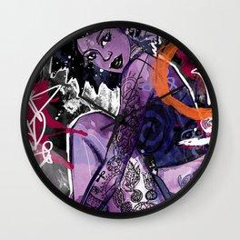 Adah Wall Clock
