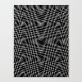 Lines 29J Canvas Print