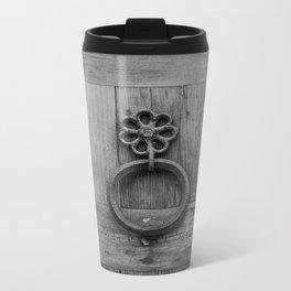door knockers Metal Travel Mug