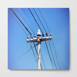 connections Metal Print