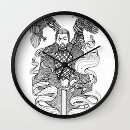 ODIN Wall Clock