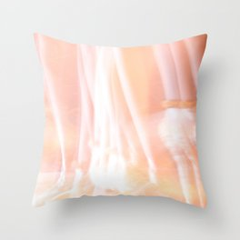 Sunny Dancer Throw Pillow