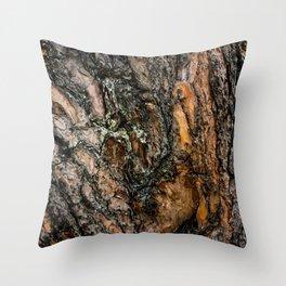 Bark 10 Throw Pillow