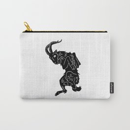Live Deliciously Carry-All Pouch