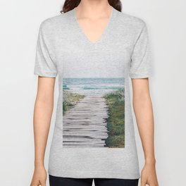Path to my Heart Unisex V-Neck
