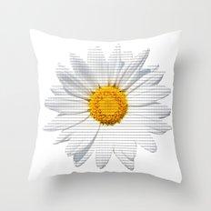 DAISY LOVE #1 Throw Pillow