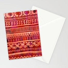 Noni- Orange Stationery Cards