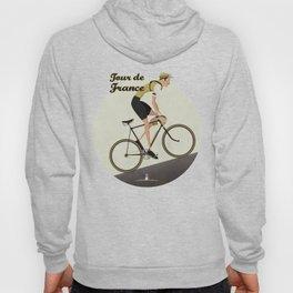 Tour De France Cycling Grand Tour Hoody