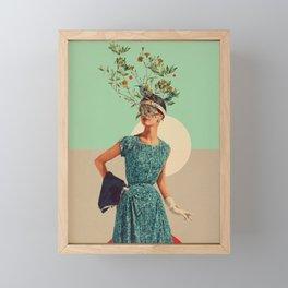 Haru Framed Mini Art Print
