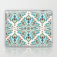 Modern Folk in Jewel Colors Laptop & iPad Skin