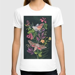 Hummingbird Moth T-shirt