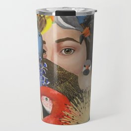 Bird's Eye View Travel Mug