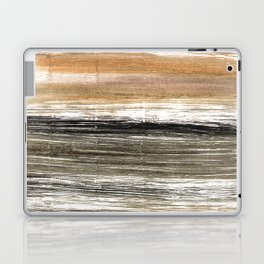 Shadow abstract watercolor Laptop & iPad Skin