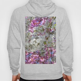 Colourful Blossoms Hoody