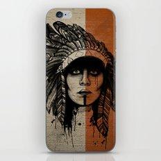 Look Inside -Alt iPhone & iPod Skin