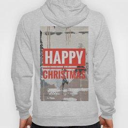 Snowfall - Happy Christmas Hoody