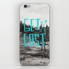 Get Lost x Yellowstone iPhone & iPod Skin