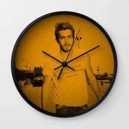 Jake Gyllenhaal - Celebrity Wall Clock