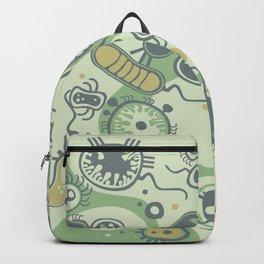 Eukaryote (green) Backpack