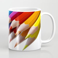Colored Pencils Mug