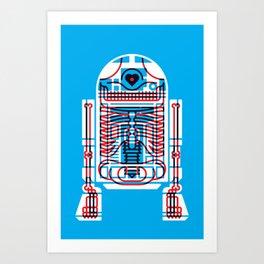 Artoo Art Print