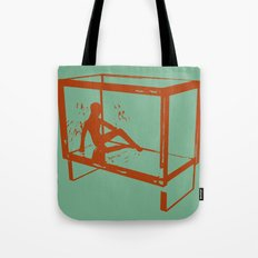 Young Werther Tote Bag