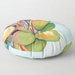 Mangoes Floor Pillow