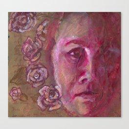 rose haze Canvas Print