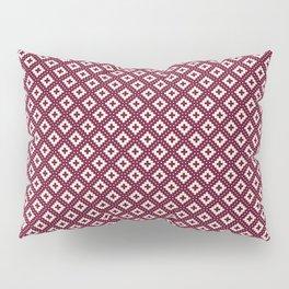 Marchess (Joy Red) Pillow Sham