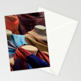 Pashmina Shawls Stationery Cards