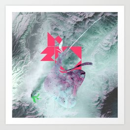 Earth2 Art Print