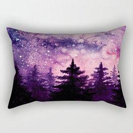 Magical Forrest Rectangular Pillow